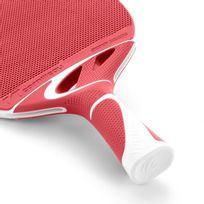 Cornilleau - Raquette de ping-pong tacteo t50 rouge rouge