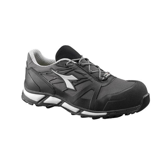 9fe0a521 Chaussure de sécurité basse D-trail Low S3 Sra Hro Gris Anthracite/NOIR -  170970C4664