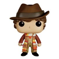 FunKo - Doctor Who - Figurine Pop! 4th Doctor 9 cm