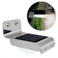 SELLANDE - Lampe solaire murale à détection de mouvement - Solar motion light