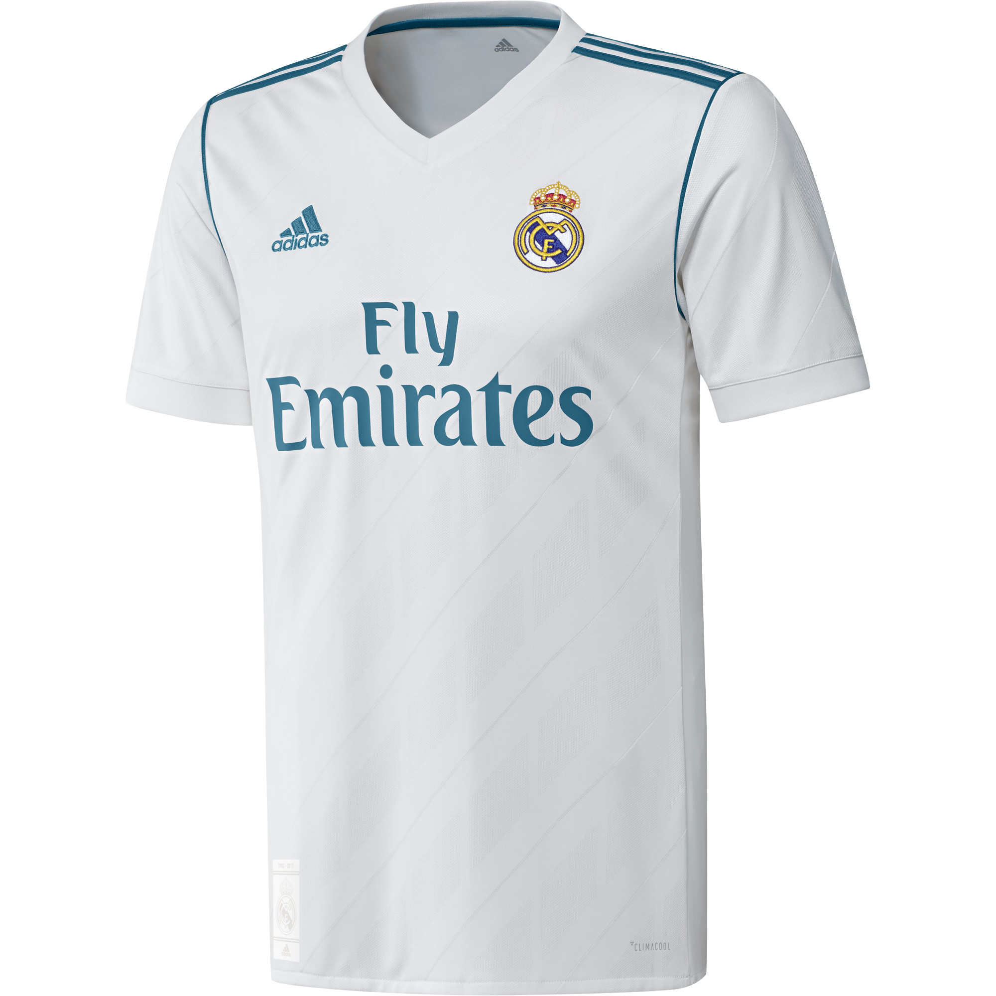 Maillot Real Real Madrid Domicile 2017 / 2018