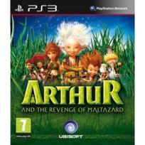 Playstation 3 - Arthur Et La Vengeance De Maltazard