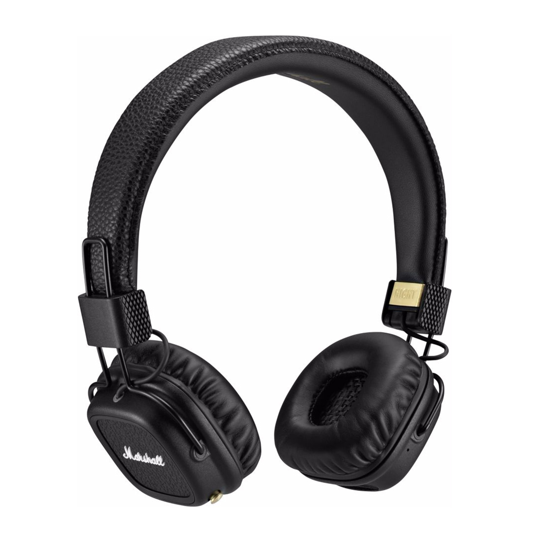 Casque audio sans fil MAJOR-II-BT-ARC-NOIR - Noir