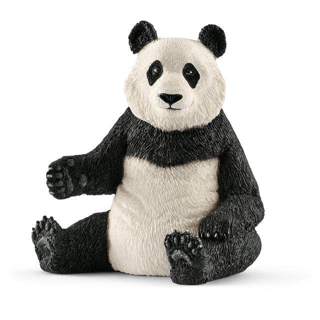 Schleich - Figurine panda géant   Femelle - pas cher Achat   Vente ... 0d48a8f5b25