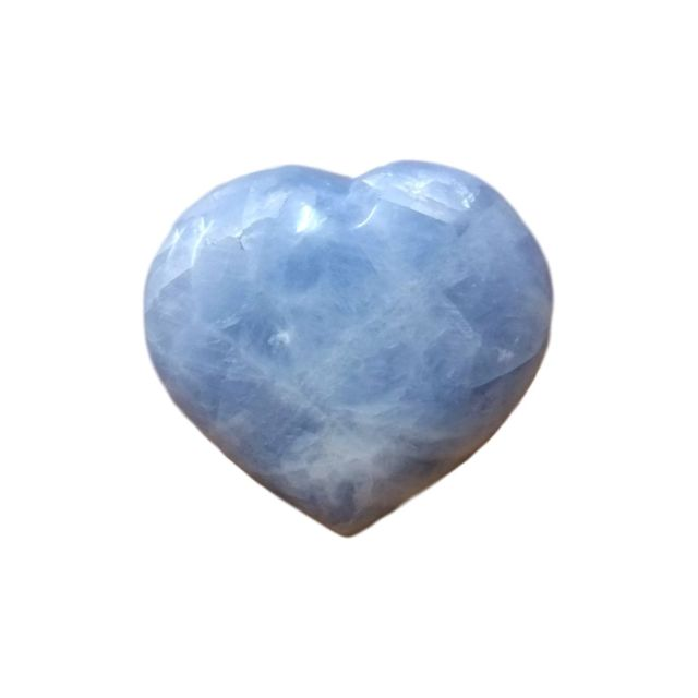 Wlm Coeur Calcite bleue