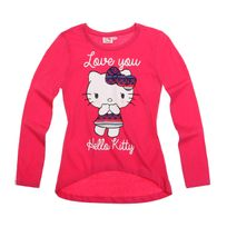 Hello Kitty - Fille Tee-shirt manches longues