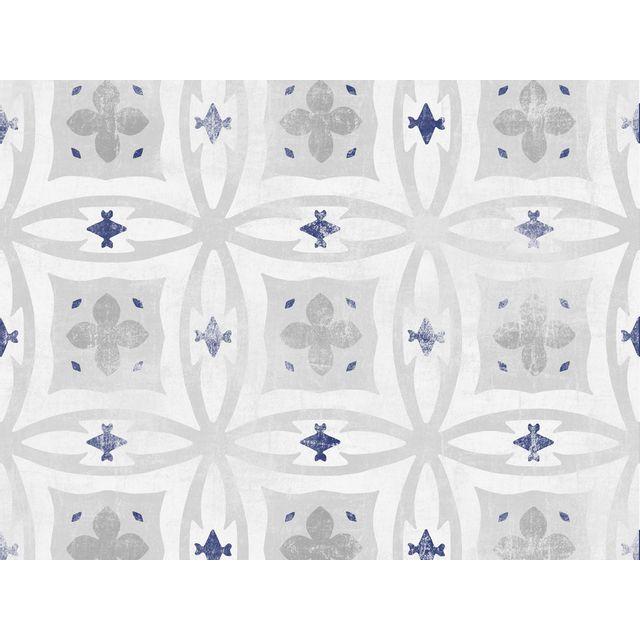 Graham And Brown Papier Peint 100 Intisse Motif Carreau De Ciment
