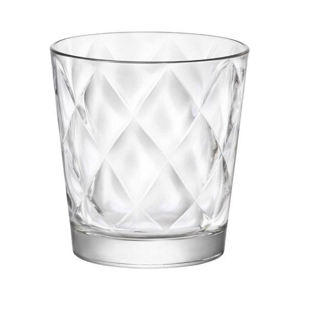 BORMIOLI ROCCO KALEÏDO - Lot de 6 verres - Transparents - 590421