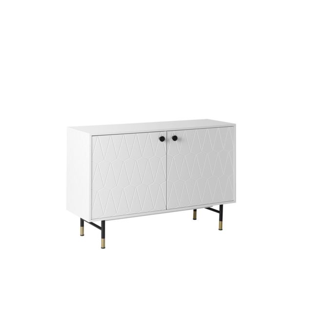 BELIANI Commode blanche ADANTE - blanc