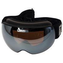 Cairn - Masque de ski double écran Gravity spx3000 x 2ecrans Noir 13058