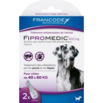 Francodex - Fipromedic® 402 mg x 2 pipettes