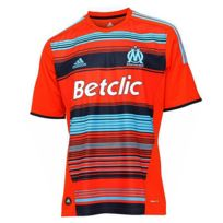 Adidas - Performance-Maillot Om Olympique Marseille Orange Third V13676