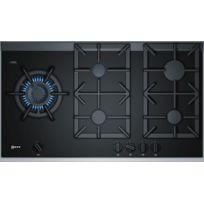 NEFF - table de cuisson gaz 90cm 5 feux 13700w noir/inox - t29ta79n0