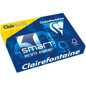 clairefontaine ramette papier a4 clairmail 60g blanc. Black Bedroom Furniture Sets. Home Design Ideas