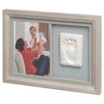 Baby Art - Cadre Tiny Touch - Bois cérusé