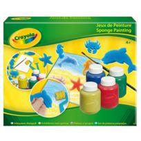 Crayola - Jeux de Peinture