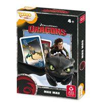 Ass Altenburger Spielkarten - Ass Altenburger 4042677050021 - Jeu Des Cartes - 2 Dragons - Mau Mau