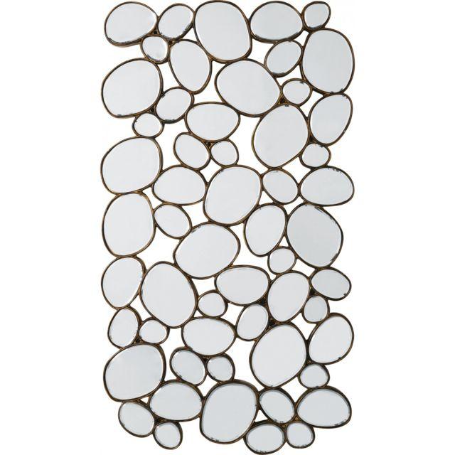 Karedesign Miroir Water Drops 135x78 Kare Design