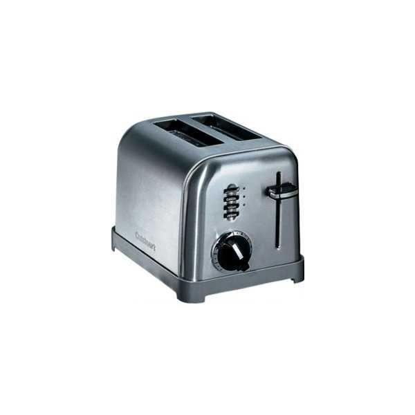 Cuisinart Grille pain 2 fentes - 900W Cpt160E