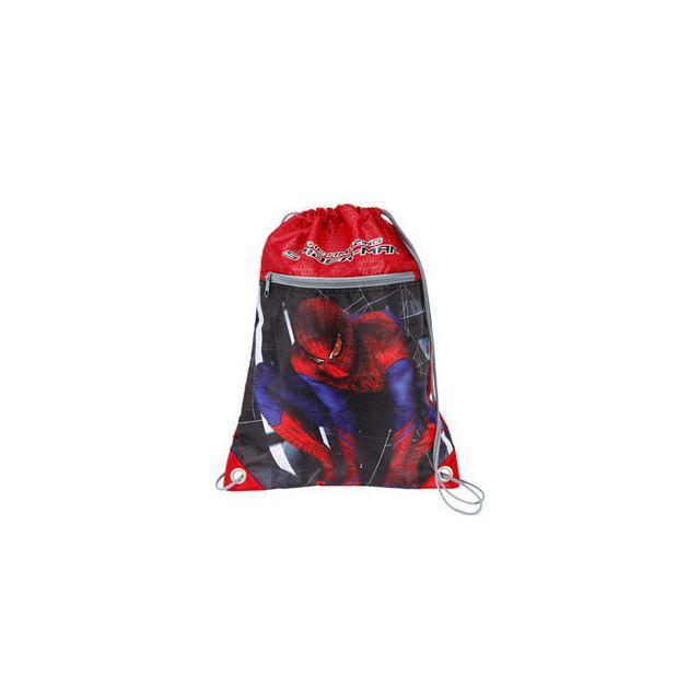 Spiderman - Marvel Sac en toile The Amazing Spider-Man - pas cher Achat   Vente  Sacs de sport - RueDuCommerce dae23563408