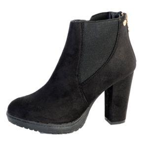 Xti 28325 Beige - Chaussures Bottine Femme