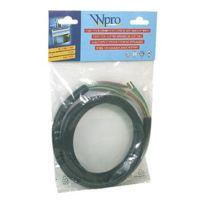 WPRO - câble ho7 rnf 3g6 1.45m - cab360