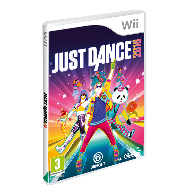 UBISOFT Just Dance 2018 - Wii Just Dance 2018
