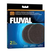 Fluval - Cartouche Charbon pour Aquarium Fx6 X2