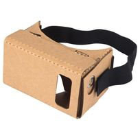 Perel - 3D Virtual Reality Viewer Pour Smartphone - Dimensions Max. 7.5 X Env. 15 Cm 2.95 X Env. 5.73
