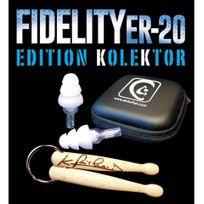Acoufun - Fidelity Er20 - Protection auditive edition Kolektor