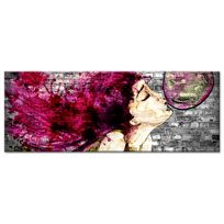 Declina - Décoration murale street art sur toile imprimée - Tableau déco