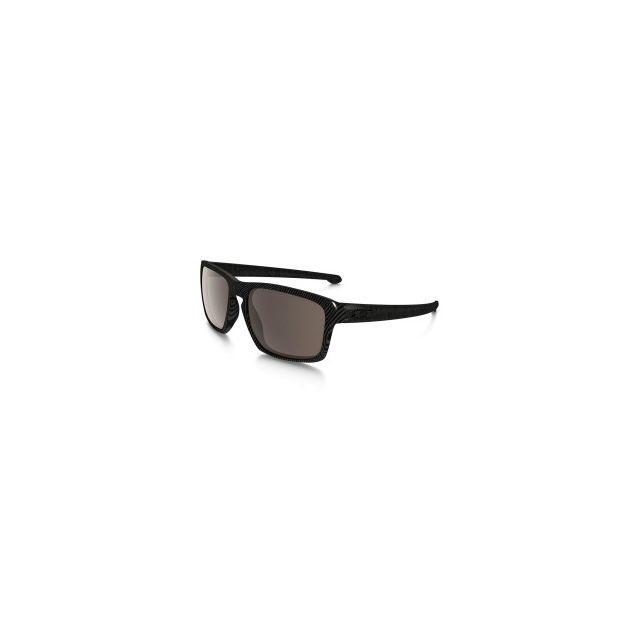 97c65c2c1a0e87 Oakley - Lunettes Oakley Sliver Fingerprint gris foncé verres Warm Gray