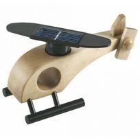 Inprosolar - Helicoptere solaire bois naturel