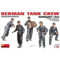 Mini Art - Miniart 1:35 - German Tank Crew NORMANDY 1944, MIN35132