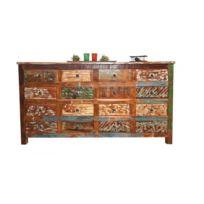 Inside 75 - Chiffonnier design Felizes en bois de manguier recyclé