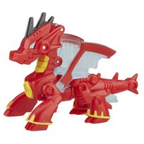 Playskool - Figurine Transformers Rescue Bots : Drake le dragon