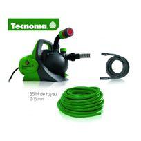 Tecnoma - Pompe d'arrosage T800K7 + 35m de Tuyau