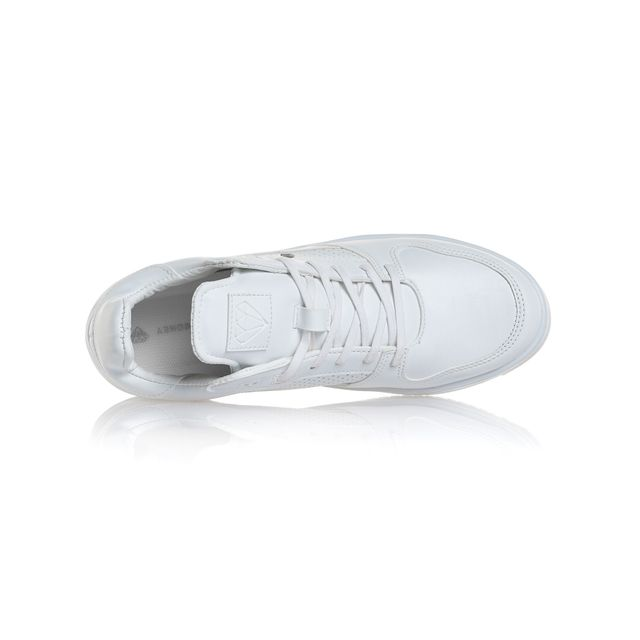 adidas Originals Baskets Stan Smith semi montantes blanc