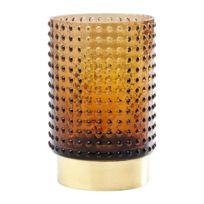 Karedesign - Vase Barfly marron 14cm Kare Design