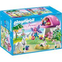 Playmobil - Centre de soins pour licornes - 6055