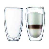 BODUM - PAVINA Set 2 verres, double paroi, 0.45 l