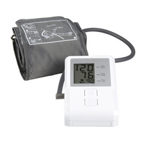 Alecto - Tensiomètre pour le bras supérieur Acb-100 Blanc et gris