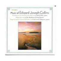 Albany Records - Collins Edition, vol. 1 : Musique pour piano et pour quatuor à cordes