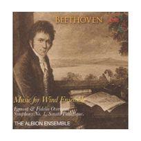 Somm - Beethoven Music for Wind Ensemble, ouverture Egmont, Fidélio, Symphonie 1