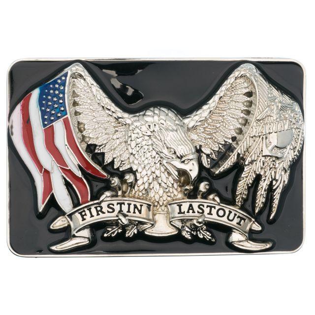 Secretdressing - Secretdressing - Boucle De Ceinture Moto Motard Americain  En Metal - Harley 770551f23d2