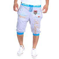 Cincjeans - Bermuda fashion homme Bermuda Cc 567 gris