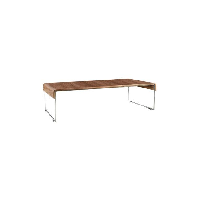 Table basse design 60x121x33cm Horte