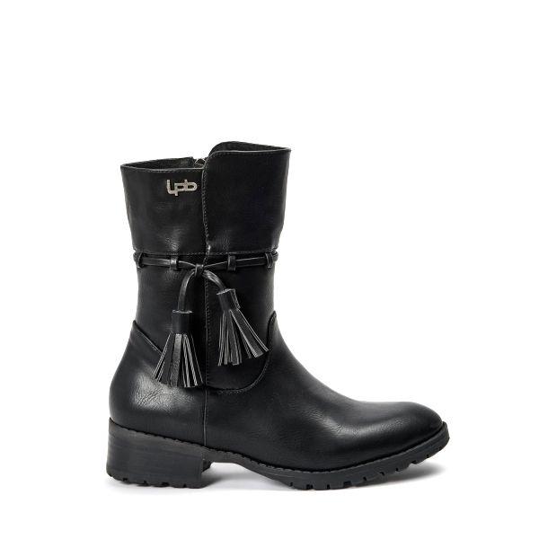 les p 39 tites bombes bottine 4 gladys noir pas cher achat vente boots femme rueducommerce. Black Bedroom Furniture Sets. Home Design Ideas