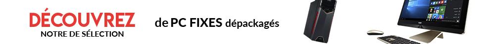 PC FIXES dépackagés