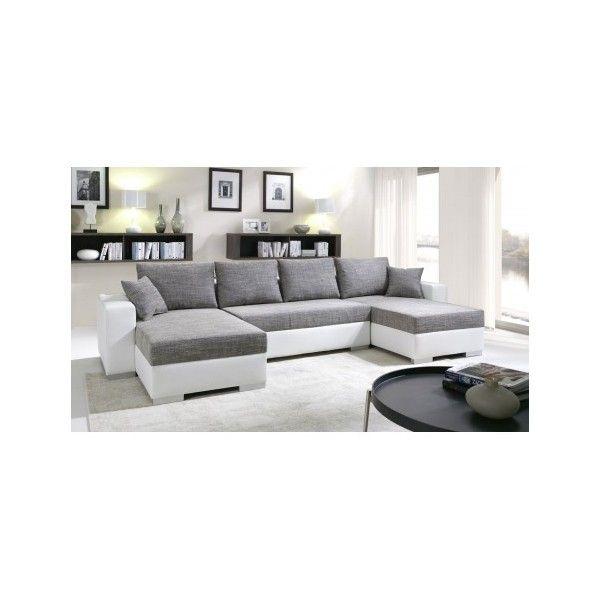 canap d angle 5 places zakelijksportnetwerkoost. Black Bedroom Furniture Sets. Home Design Ideas